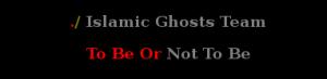 ataque islamic ghosts team